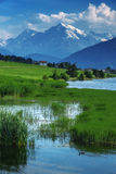 Lago Muta Fotografie Stock