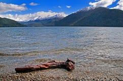 Lago Nahuel Huap Foto de Stock