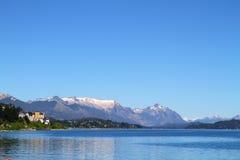 Lago nahuel Huapi Imágenes de archivo libres de regalías