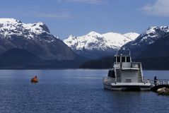 Lago Nahuel-Huapi, Patagonia, Argentina Fotografie Stock