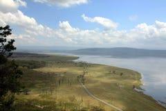 Lago Nakuru Foto de Stock Royalty Free