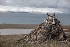 Lago namCo Fotografía de archivo libre de regalías