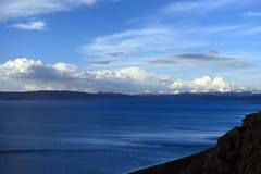 Lago Namtso Fotos de archivo libres de regalías