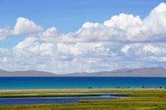 Lago Namu Fotografia Stock Libera da Diritti