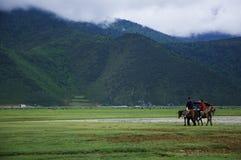 Lago Napa em Shangri-La Imagem de Stock