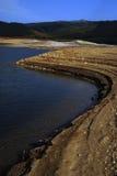 Lago nas montanhas Imagem de Stock