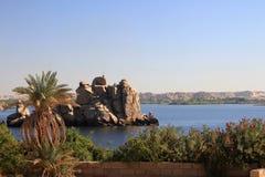 Lago Nasser Fotos de Stock