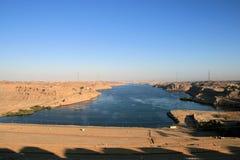 Lago Nasser 5 Fotografia Stock Libera da Diritti