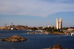 Lago Nasser Immagini Stock