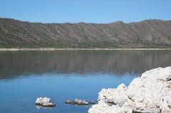 Lago naturale Fotografie Stock