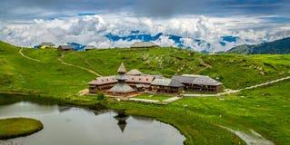 Lago nature del paesaggio di viaggio Fotografia Stock Libera da Diritti