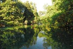 Lago Naum del santo Fotografía de archivo