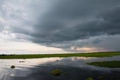 Lago negro Fotografía de archivo