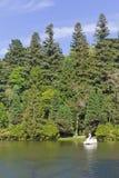 Lago Negro lake at Gramado Royalty Free Stock Image
