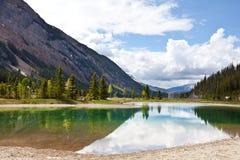 Lago nel Canada immagine stock libera da diritti