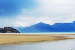 Lago nel Canada fotografie stock