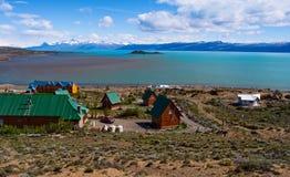 Lago nel Patagonia Immagine Stock Libera da Diritti