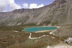 Lago Nemrut en Anatolia Imagen de archivo