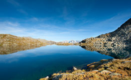 Lago Nero Stock Photography