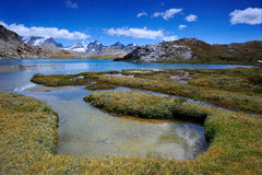 Lago Nero Royalty Free Stock Photos