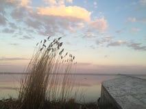 Lago nero in Rostov le grande Immagini Stock Libere da Diritti