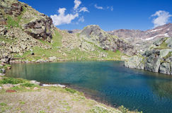 Lago Nero, Trentino, Italy Royalty Free Stock Photos