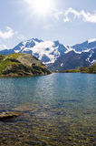 Lago Nero, Trentino, Italy Stock Photography