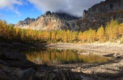 Lago Nerro Fotografia de Stock Royalty Free