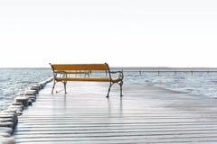 Lago Neusiedl Immagini Stock Libere da Diritti