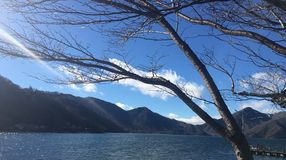 Lago Nikko Immagine Stock