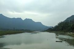 Lago Noong Fotografía de archivo libre de regalías
