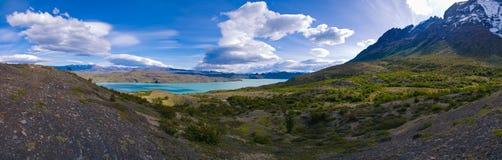 Lago Nordenskjoeld Torres del Paine Royalty Free Stock Photography