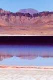 Lago norte de Chabyer Co Imagem de Stock