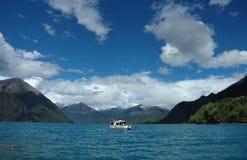 Lago Nyang fotografia de stock