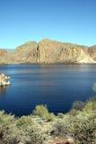 Lago o Arizona canyon Imagem de Stock