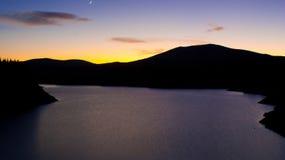 Lago Oasa Imágenes de archivo libres de regalías