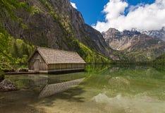 Lago Obersee Fotografia de Stock