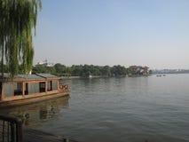 Lago ocidental imagens de stock