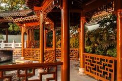 Lago ocidental delgado Yangzhou Foto de Stock Royalty Free