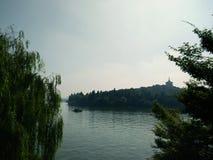 Lago ocidental Hangzhou Imagens de Stock Royalty Free