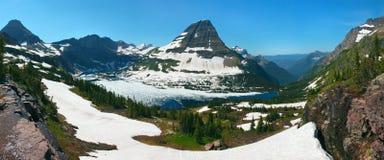 Lago ocultado Imagenes de archivo
