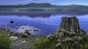 Lago Odelle Imagens de Stock Royalty Free