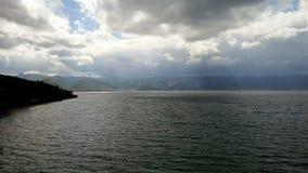 Lago Ohrid Imagens de Stock