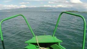 Lago Ohrid vídeos de arquivo