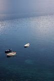 Lago Ohrid, Macedonia imagen de archivo