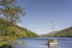 Lago Oich en Escocia Fotografía de archivo libre de regalías