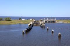 Lago Okeechobee Fotografia Stock Libera da Diritti