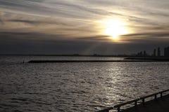 Lago Ontário Fotos de Stock