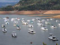 Lago Oroville Foto de Stock