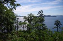 Lago Ouachita, Arkansas foto de stock royalty free